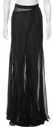 Kiki de Montparnasse Silk Maxi Skirt w/ Tags