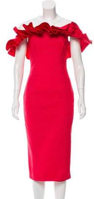 Rebecca Vallance Paloma Midi Dress