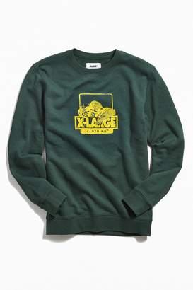 XLarge OG Chimp Crew-Neck Sweatshirt
