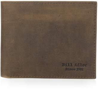 Bill Adler Men's Crazyhorse Billfold