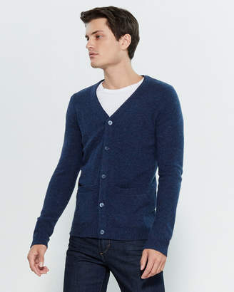 Gant Marled Long Sleeve Cardigan