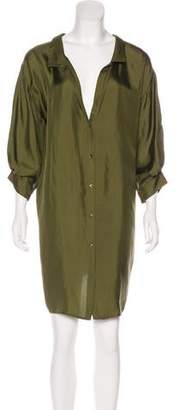 Max & Co. MAX&Co. Silk Mini Dress