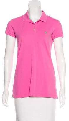 Lilly Pulitzer Short Sleeve Polo Shirt