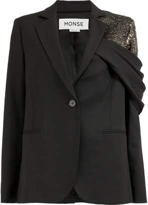 Monse Shedding blazer
