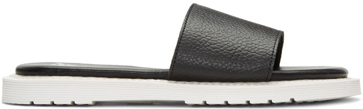 Dr. MartensDr. Martens Black Cierra II Slide Sandals