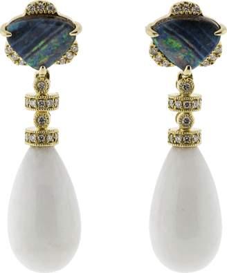 Of A Kind DANA REBECCA DESIGNS Boulder Opal Earrings
