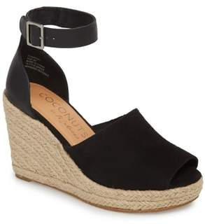 Coconuts by Matisse Flamingo Wedge Sandal