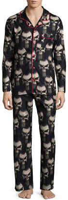Marvel Punisher Men's Pajama Set