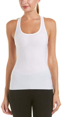 Spanx Perforated Racerback Tank