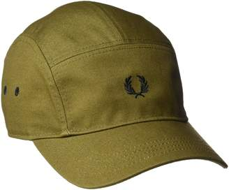 Fred Perry Men's Cotton Twill 5 Panelled Baseball Cap