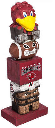 Evergreen South Carolina Gamecocks Tiki Totem