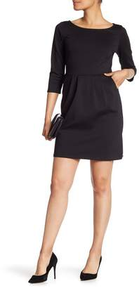 Vanity Room Ponte Pocket Dress