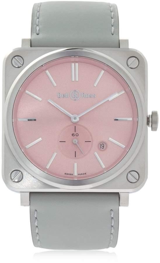 Armbanduhr Aus Quarz Und Stahl