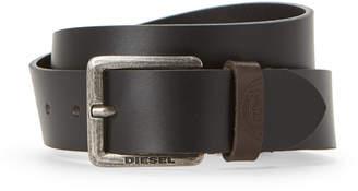 Diesel Solid Leather Belt