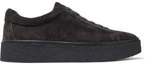 Vince Suede Platform Sneakers