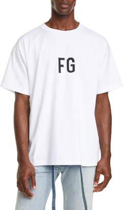 Fear Of God Logo T-Shirt
