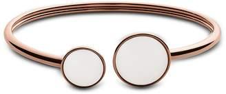 Skagen White Sea Glass Women's Bracelet