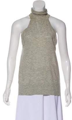 Yigal Azrouel Sleeveless Wool Top