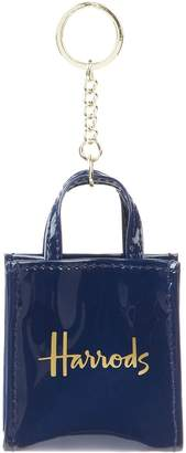 Harrods Patent Bag Keyring