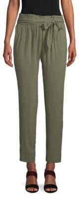 BCBGMAXAZRIA Casual Belted Pants