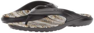 Crocs Classic Graphic Flip Shoes