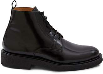 Ami Lace up ankle boots