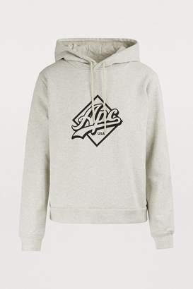 A.P.C. Joan hoodie