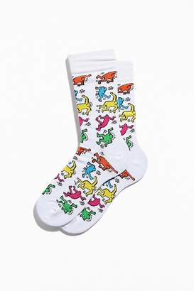 Urban Outfitters Keith Haring Sock