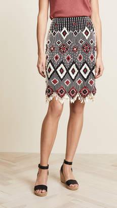 Tory Burch Kaya Skirt