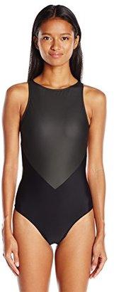 Roxy Women's Sand to Sea One Piece Swimsuit $78 thestylecure.com