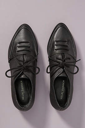 Kelsi Dagger Brooklyn Lace-Up Oxford Loafers