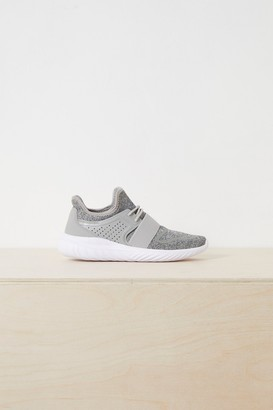 French Connenction Nella Knitted Lace Up Trainer