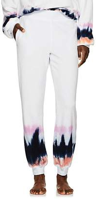 Electric & Rose Women's Tie-Dyed Terry Jogger Pants