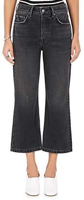 GRLFRND Women's Linda Crop Jeans