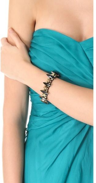 Iosselliani Crystal Shard Bracelet