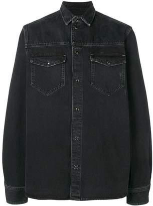 Tom Wood classic denim shirt