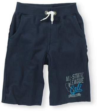 Cherokee Boys' Shorts With Graphic Print and Drawstring