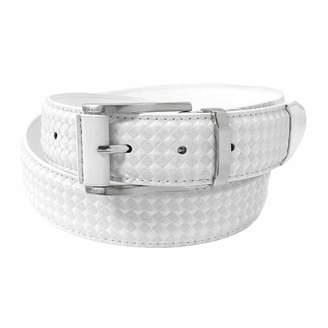 Stacy Adams Mens Pattern Belt