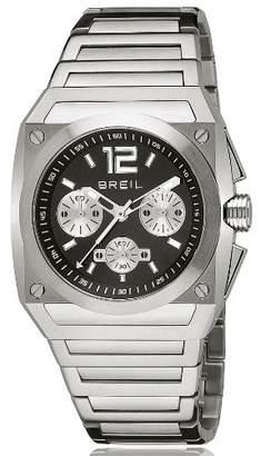 Breil Milano Men's TW0689 Chrono Analog Black Dial Watch