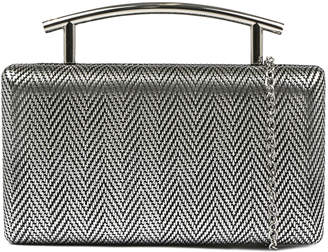 I Love Billy Lindsey Silver Bags Womens Bags Clutch Bags