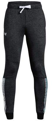 Under Armour Girl's Teamwork Terry Jogger Pants