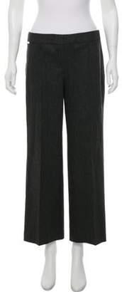 Blumarine High-Rise Wide-Leg Pants High-Rise Wide-Leg Pants