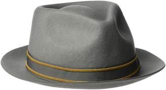 Goorin Bros. Men's Homer Alaska Wool Fedora Hat