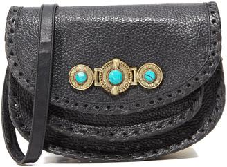 Cleobella Tanna Mini Saddle Bag $281 thestylecure.com