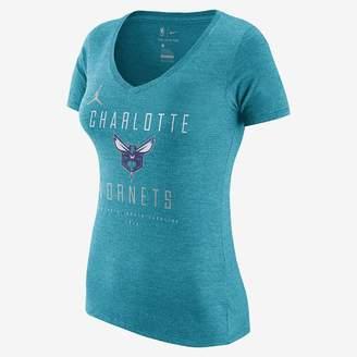 Nike Charlotte Hornets Jordan Dri-FIT Women's NBA T-Shirt