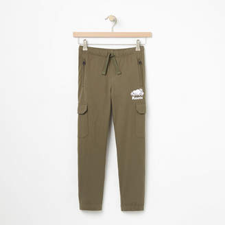 Roots Boys Heavyweight Jersey Utility Pant