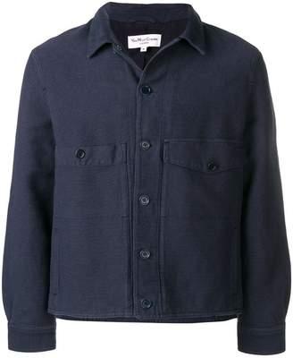 YMC buttoned shirt jacket