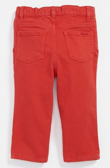 Burberry 'Langston' Skinny Leg Jeans (Toddler)