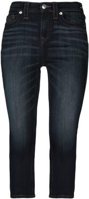 True Religion Denim pants - Item 42697147XO