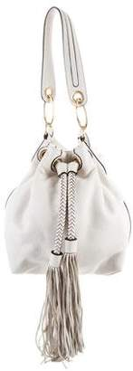 Diane von Furstenberg Leather Penny Bag